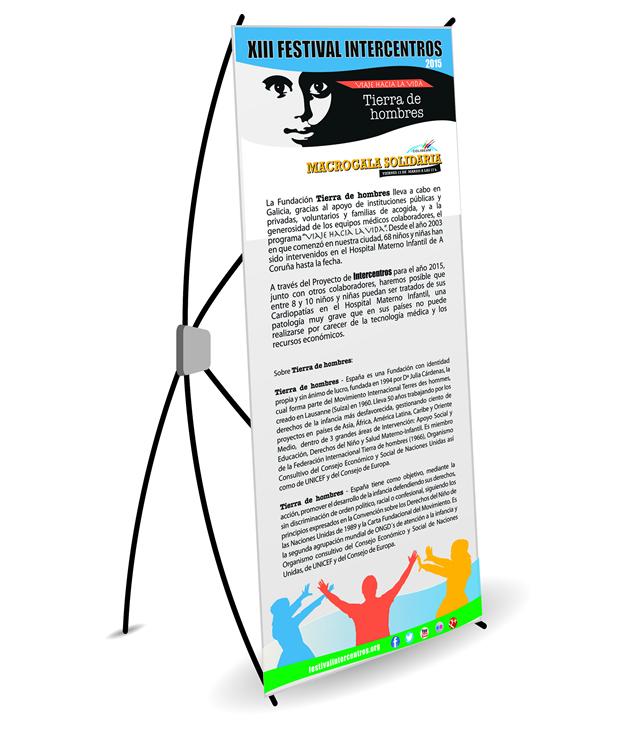 Banner XIII Festival Intercentros