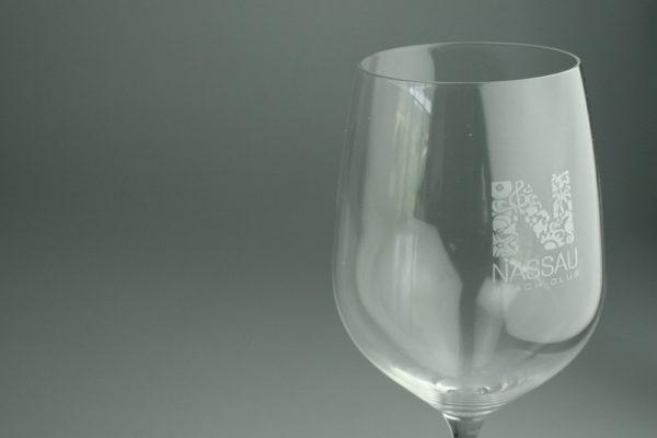 Grabado cristal