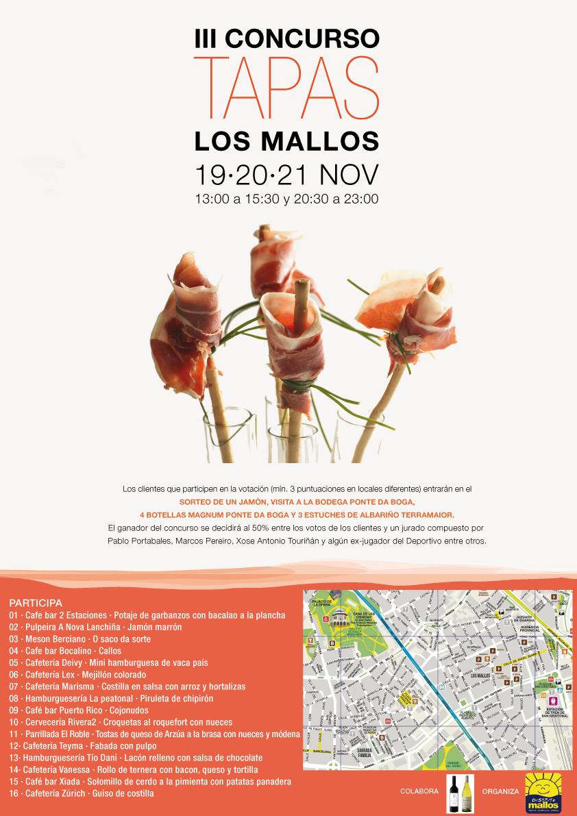 Cartel Los Mallos