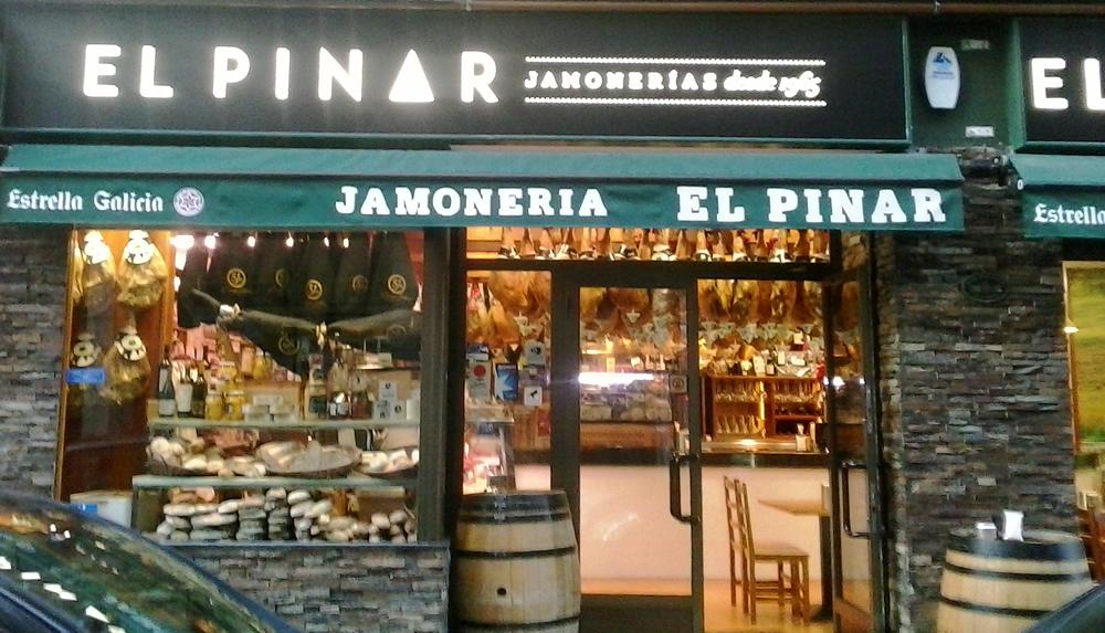 Jamonería El Pinar