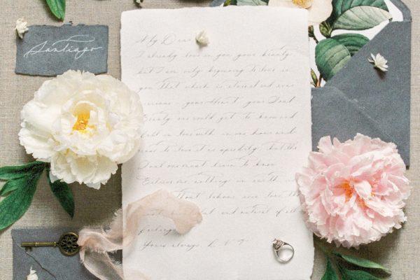 Ejemplo de invitaciones de boda